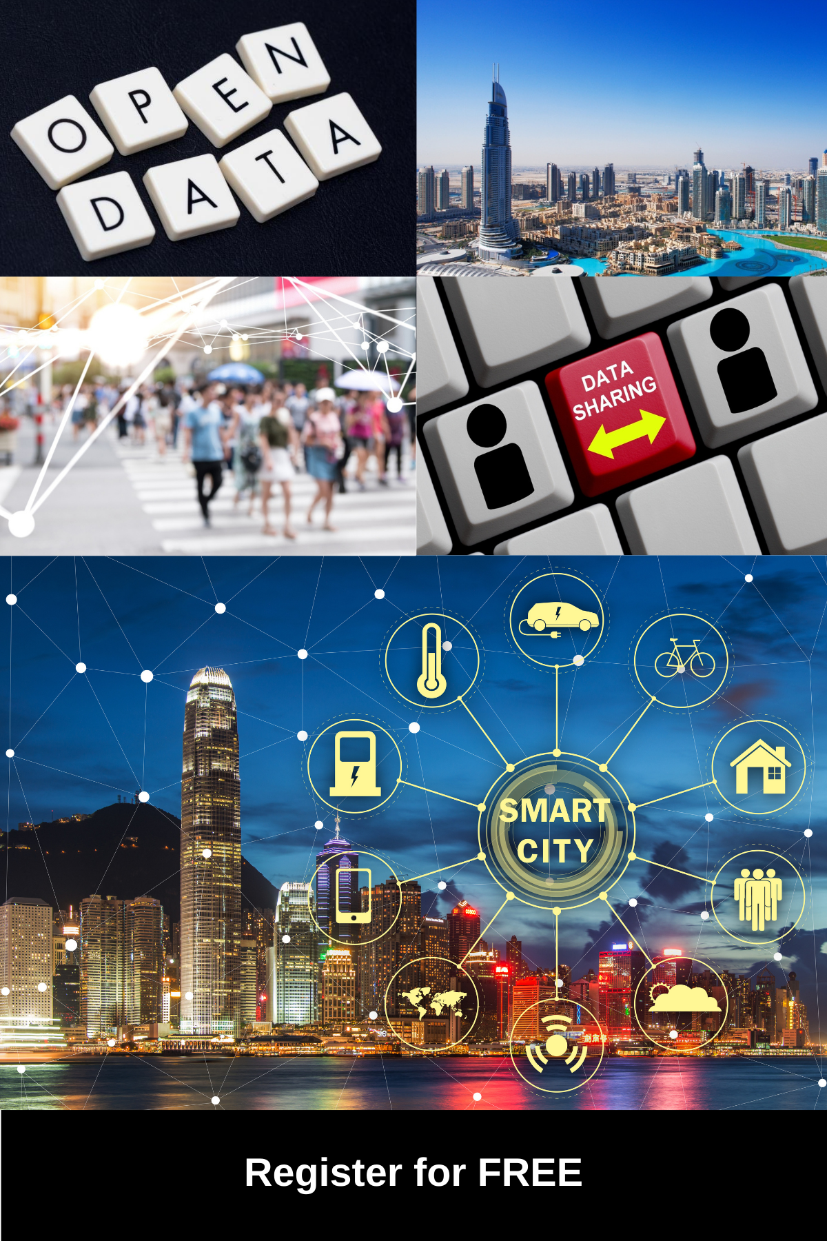 Virtual Roundtable: Unlocking data: how big data and machine learning are supercharging smart cities