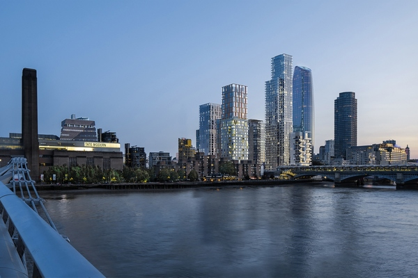 London mixed-use regeneration site set to be UK's first fossil fuel free development
