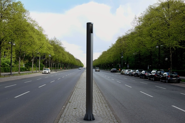 US city of Coral Gables installs AI-powered smart pole tech