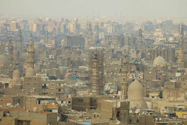 Partnership aims to save Egypt water