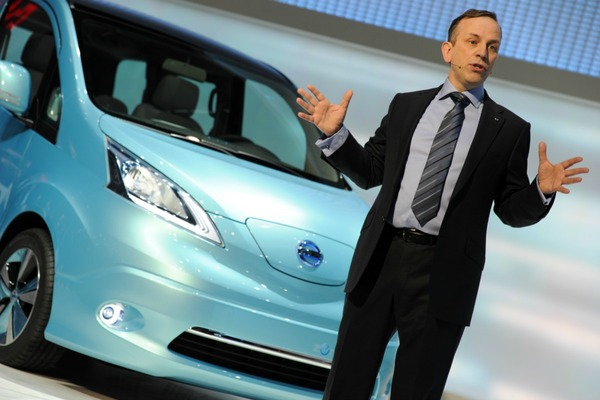 The electric car that powers your house