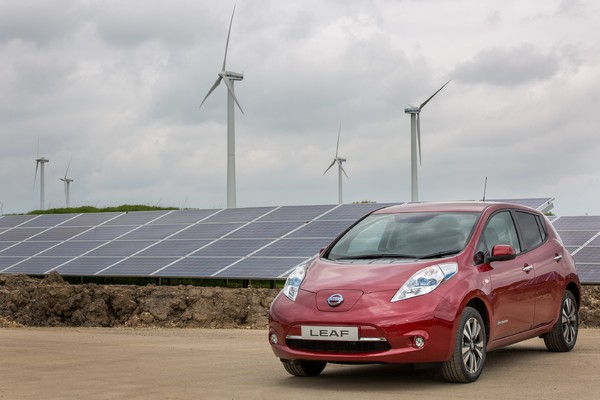 Nissan drives forward with green objectives