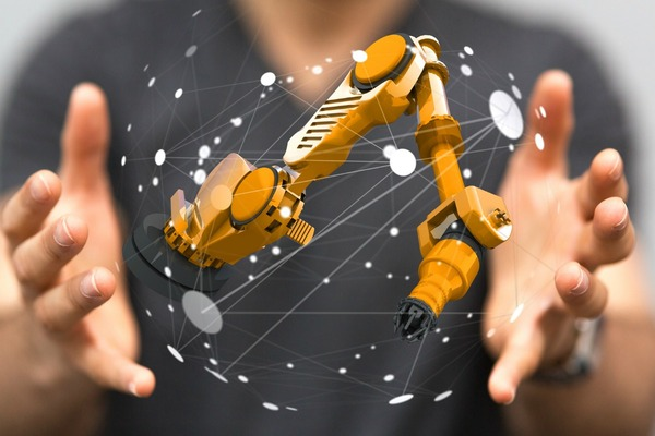Rise of the machines in industry