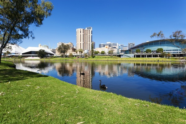 Adelaide kick-starts Australia's smart lighting ambitions