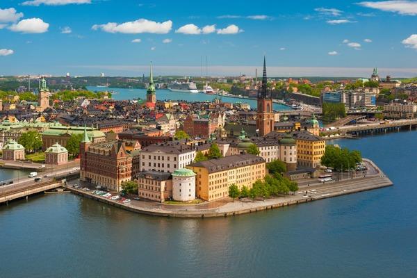 Stockholm deploys intelligent streetlight management system