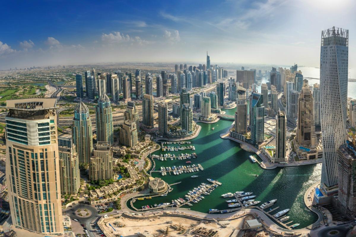 Dubai will also be publishing a report on its future blockchain landscape