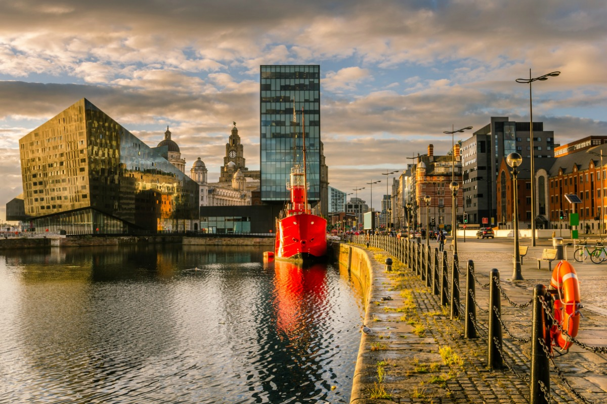 Liverpool recently brought together global experts to share ideas on smart cities
