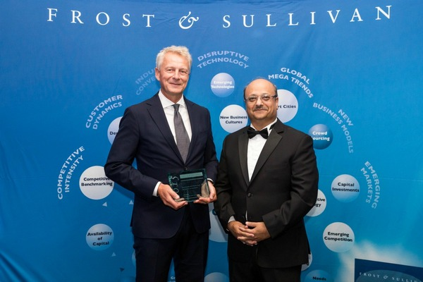 Siemens wins European Buildings Technology award
