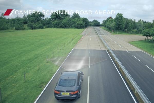Jaguar Land Rover to launch fleet of autonomous vehicles