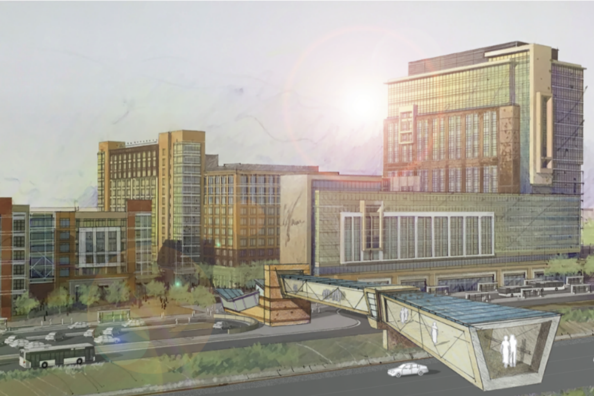 Construction of Gramercy is expected to begin in Spring 2017