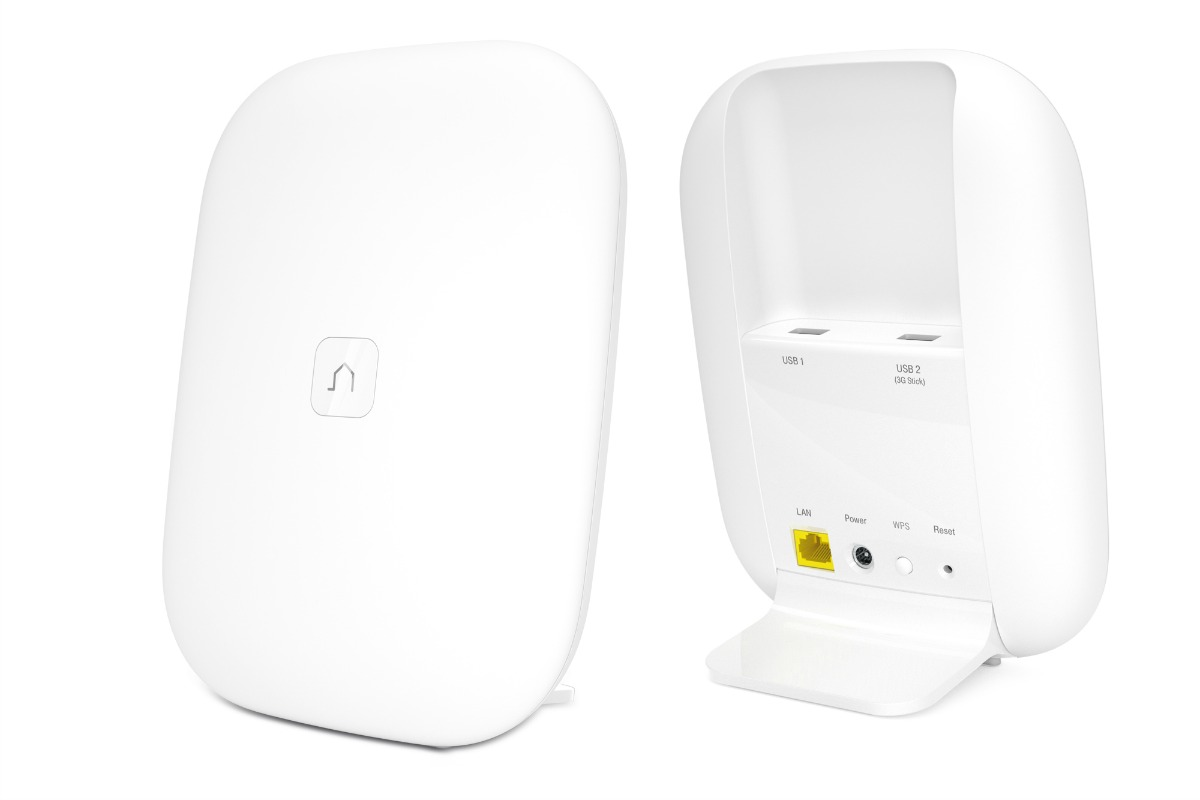 The QIVICON platform, described as a landmark smart home product