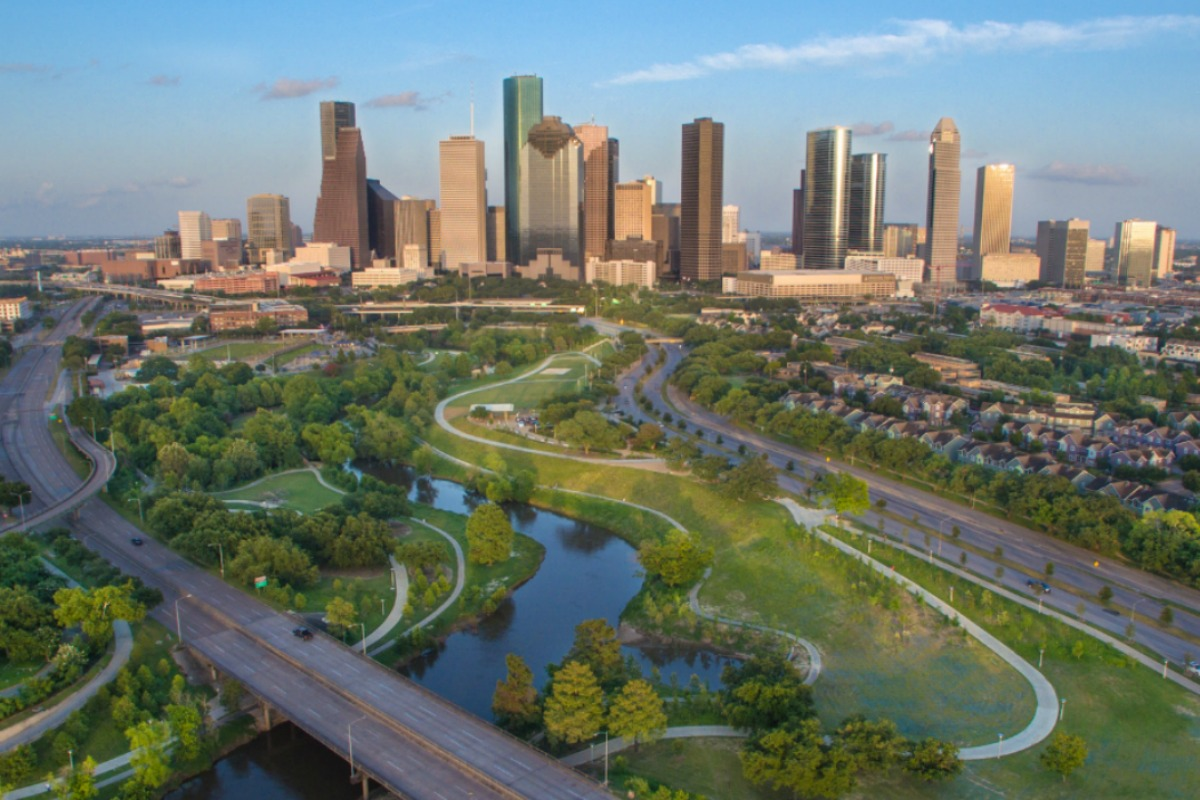 Houston is rapidly developing tech innovation as its next big industry