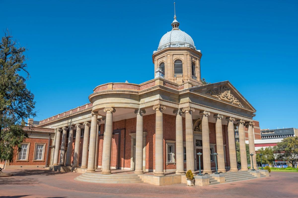 A three-year smart lighting initiative is underway in Bloemfontein, South Africa