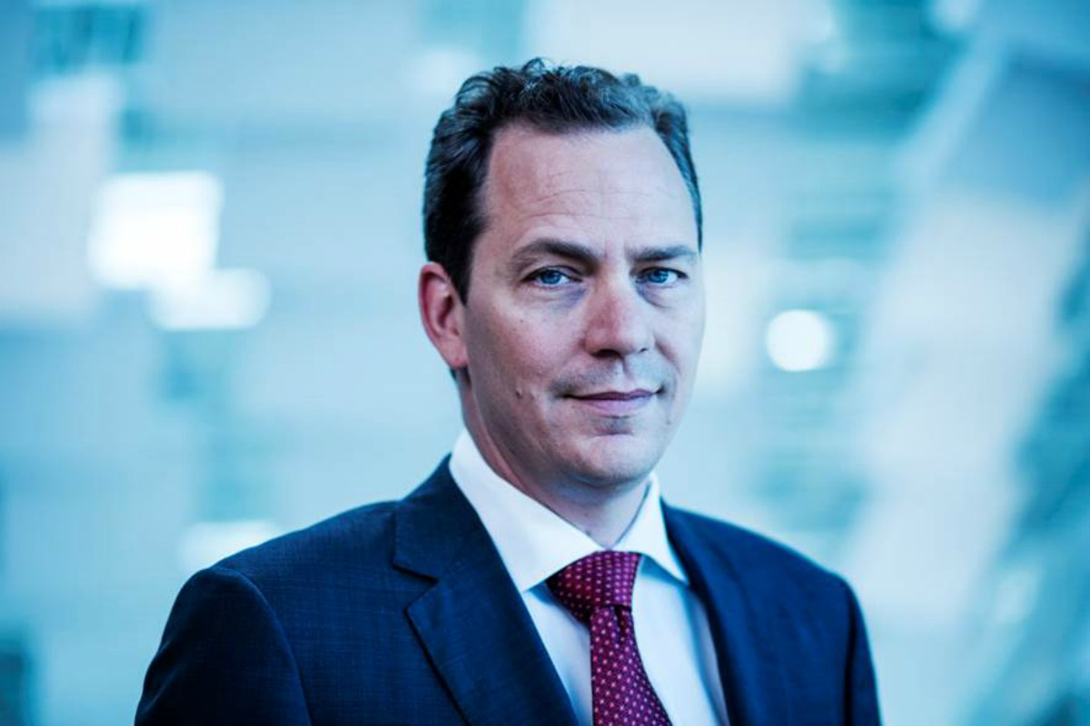 Brighter lives, smarter cities,  by Bill Bien, global head of strategy, marketing and alliances, Philips Lighting