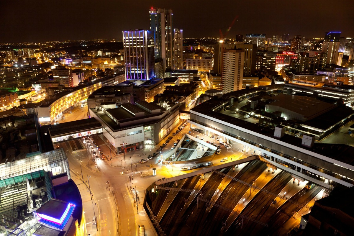 Future Cities wants to help future proof the city of Birmingham
