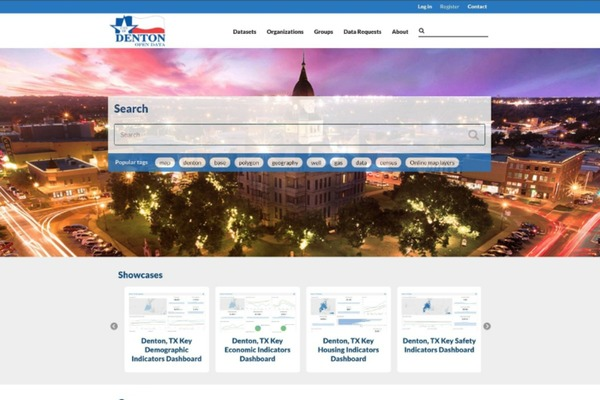 Denton opens up to embrace smart government