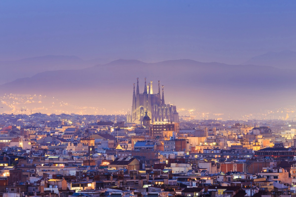 Barcelona is one of the 7 per cent to be awarded the A grade