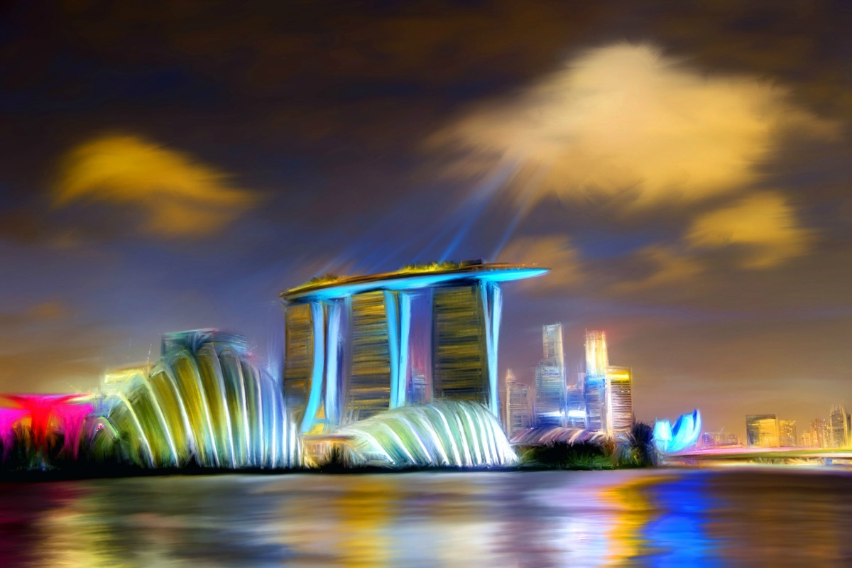 Singapore was ranked top as a leader in the latest mobility tools