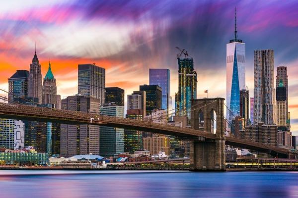 New York ranked world's premier tech city