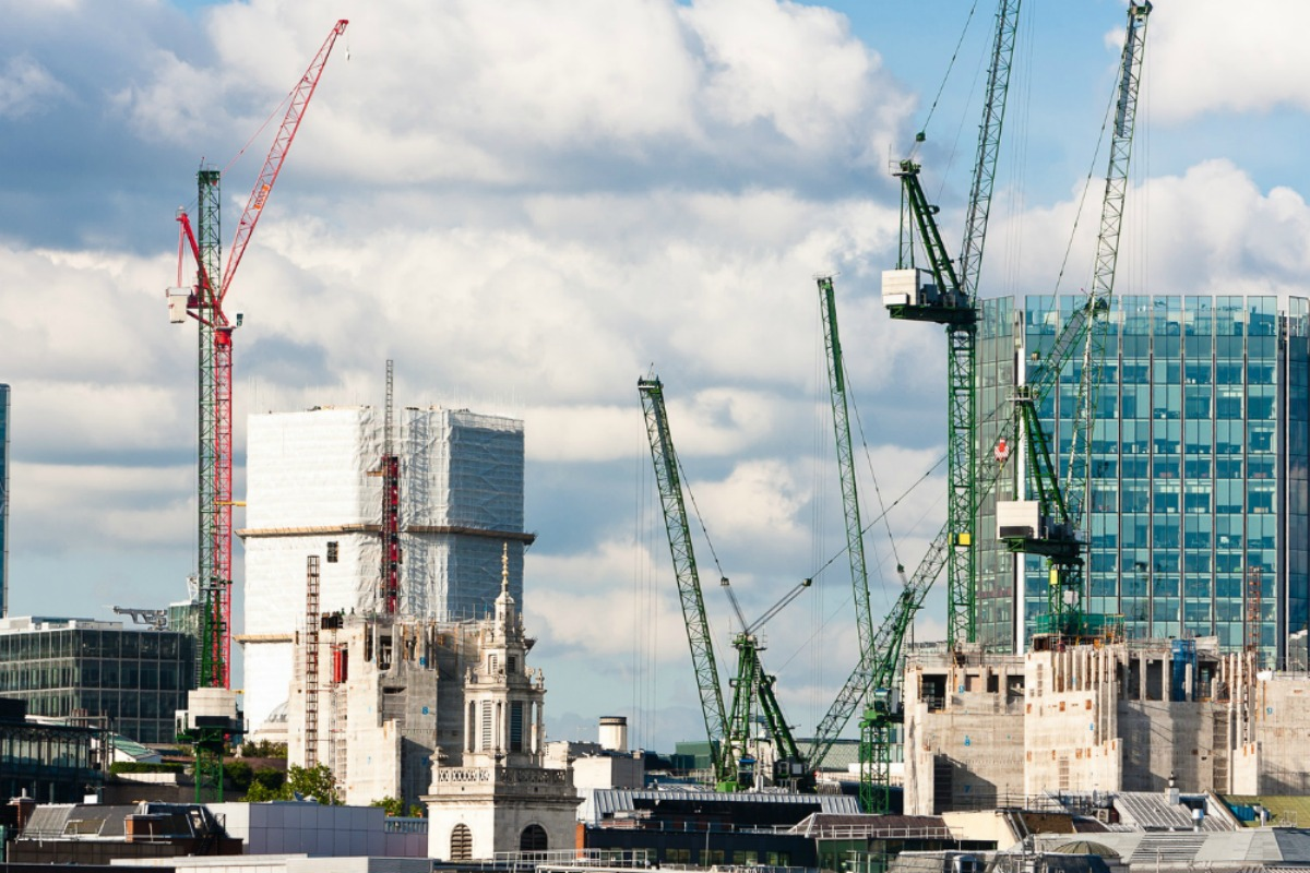 Digital Built Britain is set to deliver reductions in whole-life costs and carbon emissions