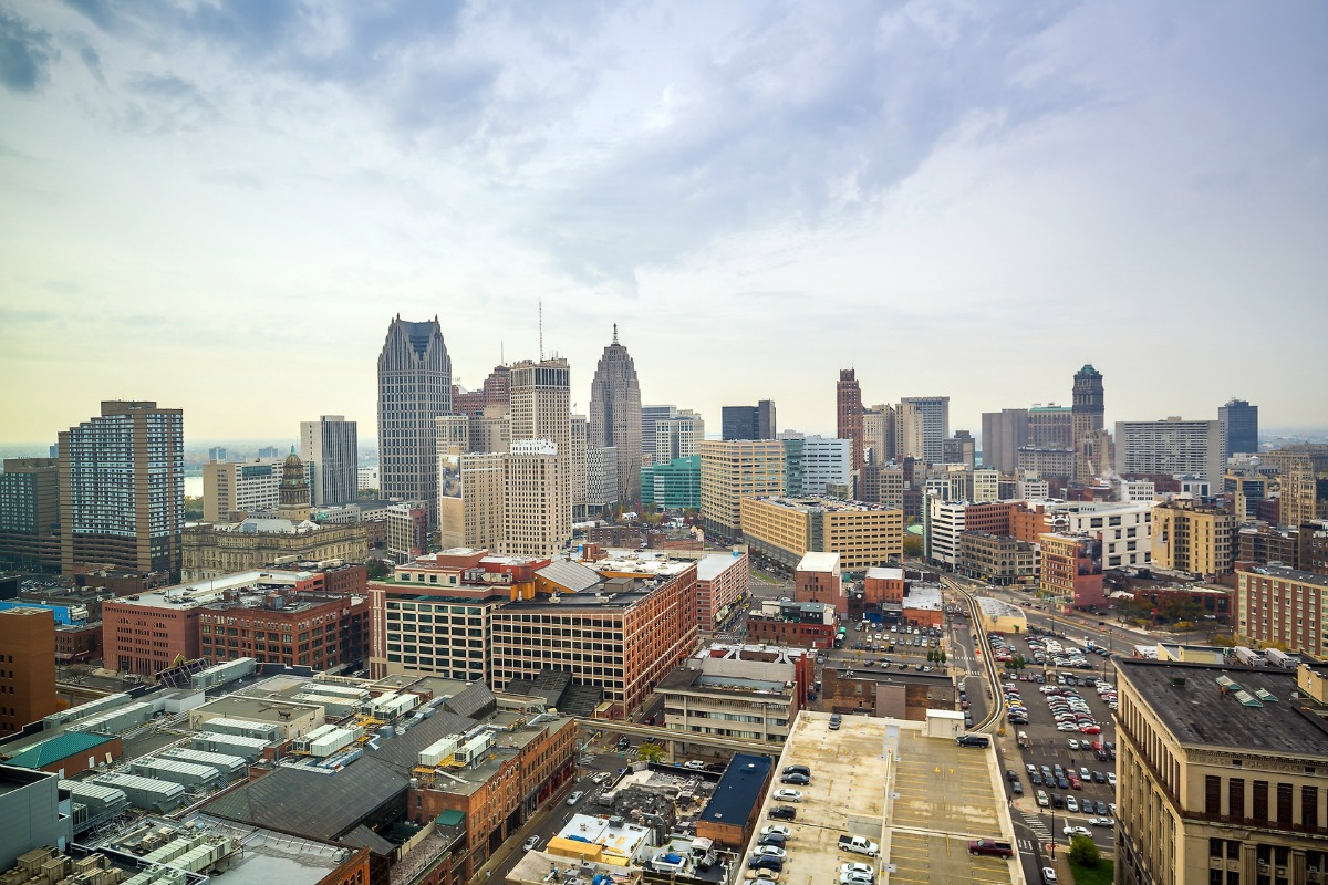 Michigan has a progressive private-public partnership mobility programme