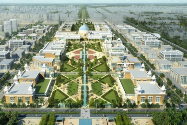 CH2M mobilised for India smart capital city