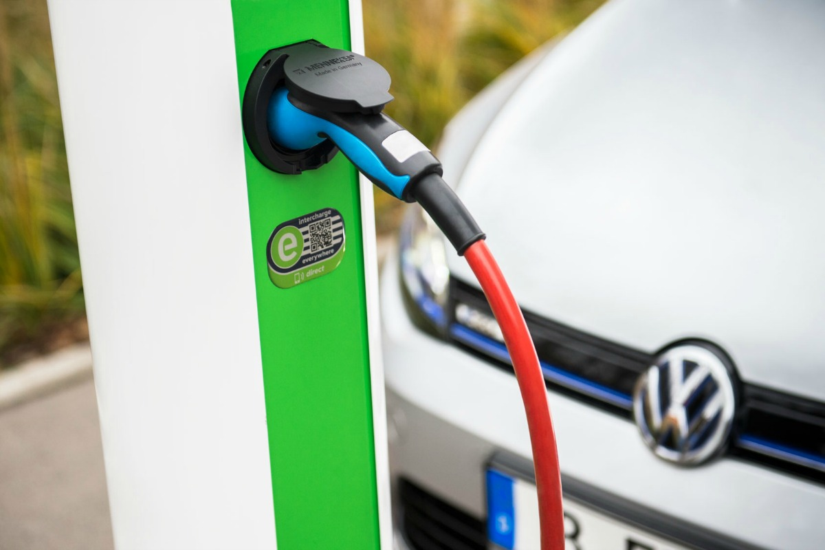 Volkswagen invests in charging tech firm Hubject