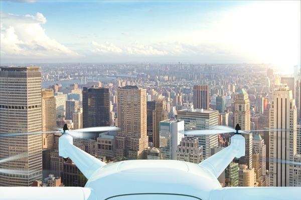 Smart city drone best practice