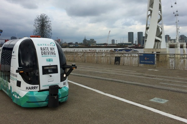 Driverless vehicles: the public gets to play