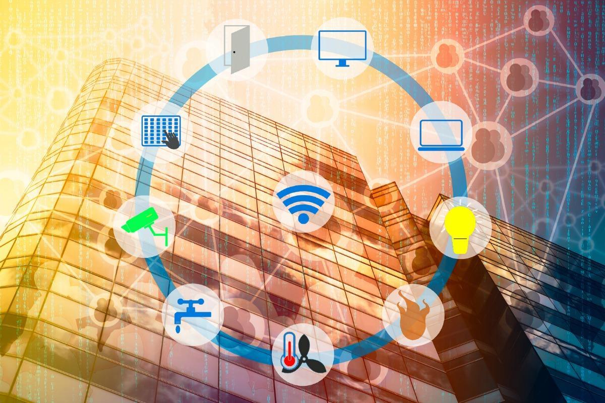 Smart buildings firm further raises its IQ