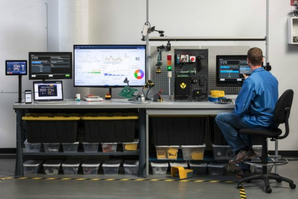 Manufacturing IoT-enabled app engine unveiled