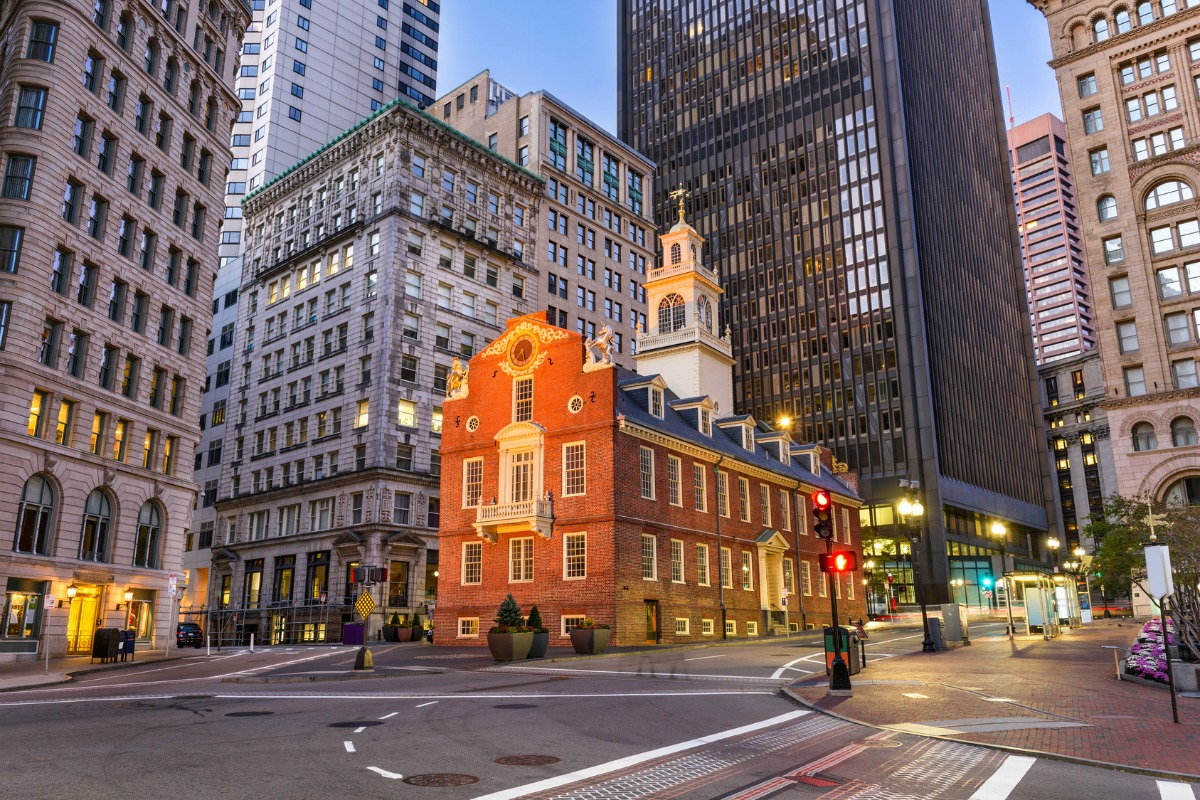 Boston is making good progress towards its traffic and pedestrian safety goals