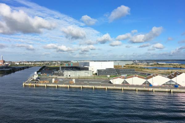 Urban battery storage for Denmark