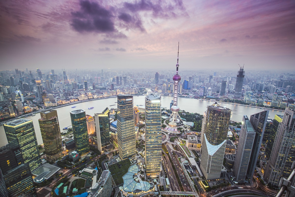 The two companies want enterprises across China to benefit from the connectivity