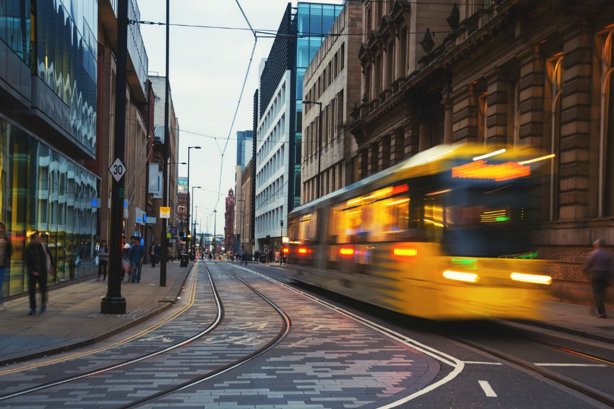 Manchester: one of the cities Spacehive and Future Cities worked with on civic funding potential