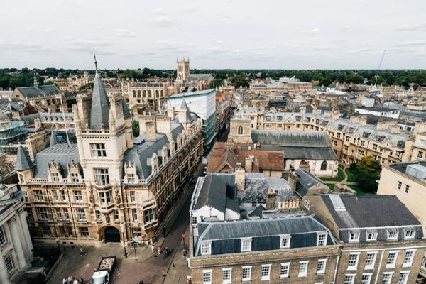 Cambridge ramps up smart city ambitions