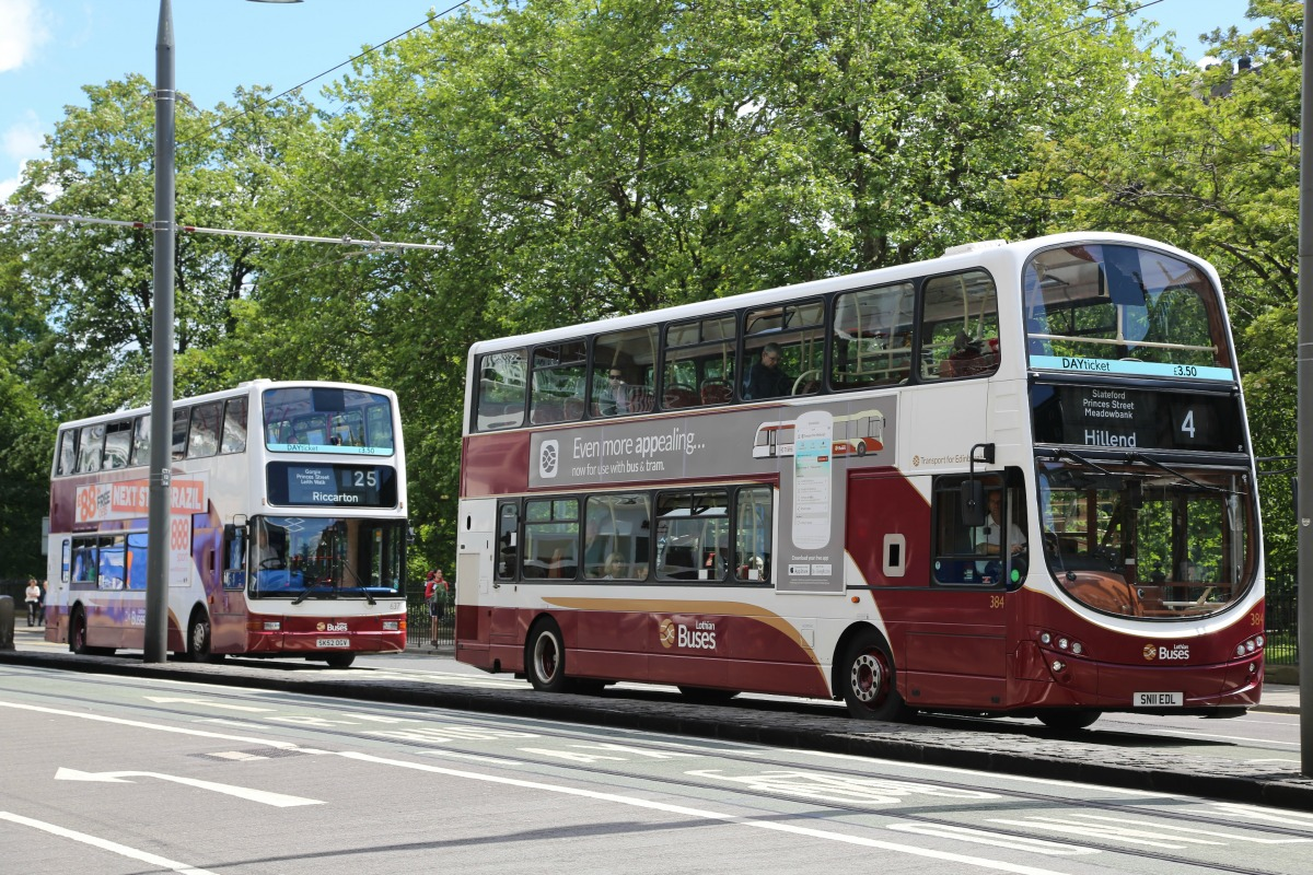 Lothian Buses in Edinburgh is introducing Nevis' smart ticketing system later this year