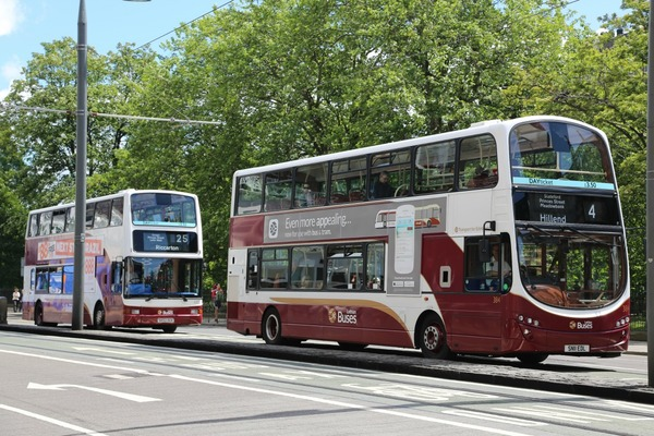 Lothian Buses gets smart with tickets