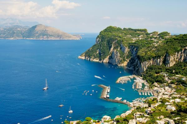 Smart in Capri