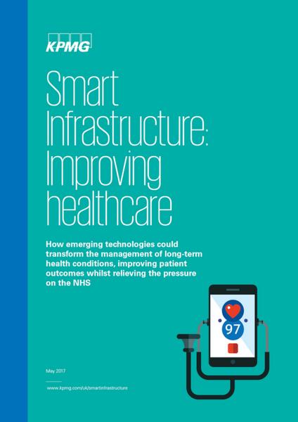 Smart Infrastructure: Improving Healthcare