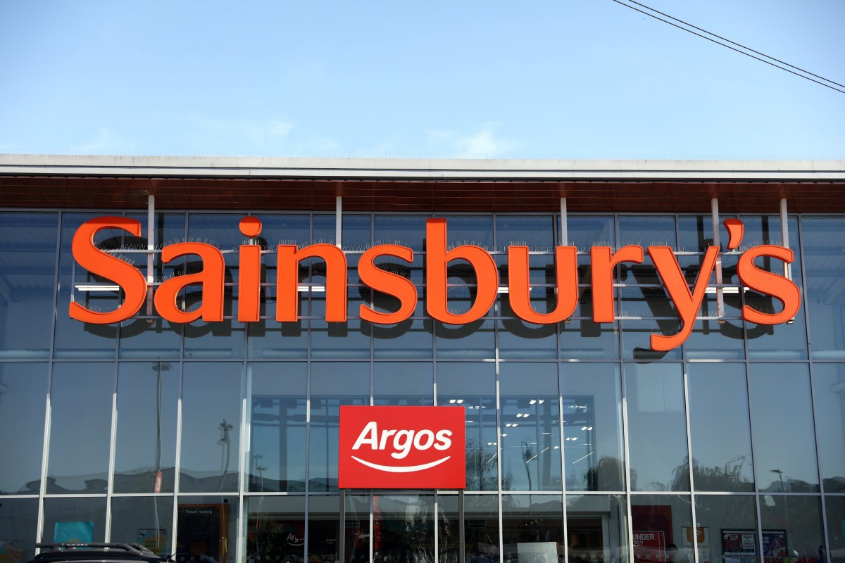 250,000 new LED fixtures will cut Sainsbury's lighting energy consumption by 58 per cent