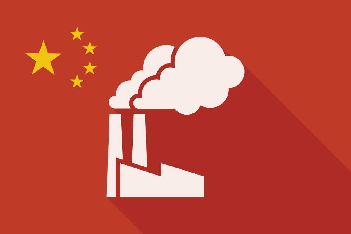 The joint venture will help Chinese factories and industries to modernise