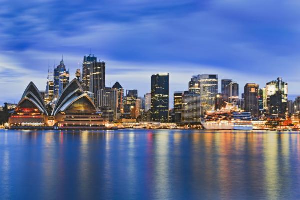 KPMG and Cisco drive to make Australian cities smart