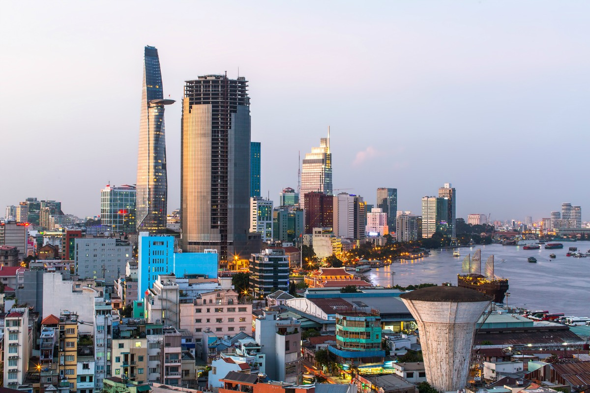 Ho Chi Minh City takes a step towards becoming the Silicon Valley of the Pacific