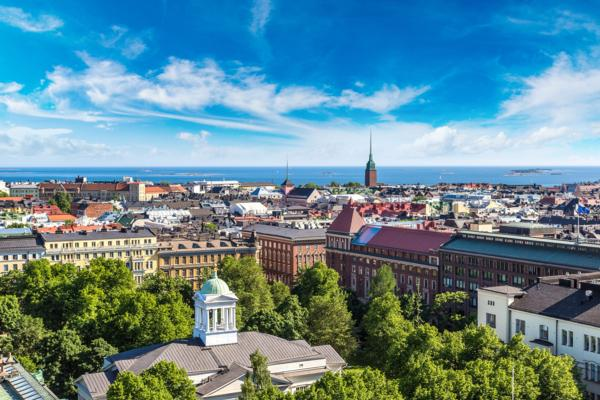 Helsinki: virtual capital of the world?
