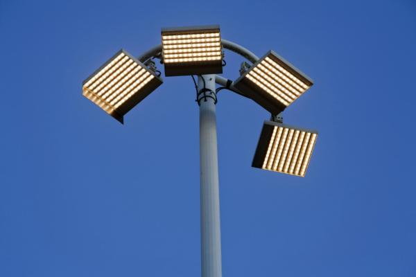 Upgrading streetlights to a standard LED can reduce energy costs by up to half