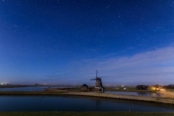 Dutch island implements light on demand