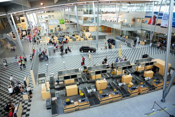 Billund Airport increases passenger visibility