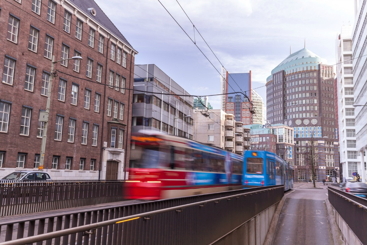 The mobile ticketing service is live across 17 lines in The Hague