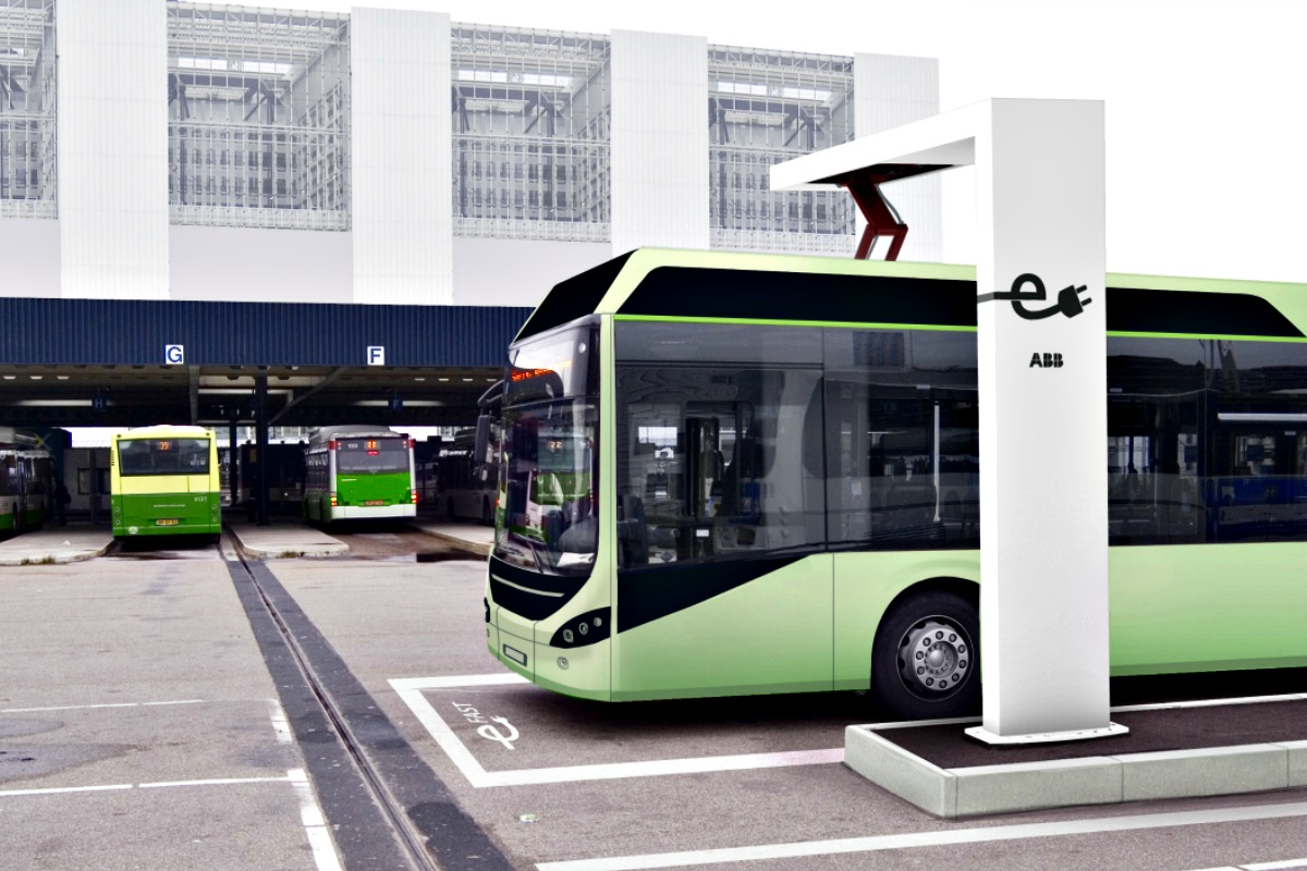 ABB's EV charging infrastructure helps to build smarter, greener transport networks